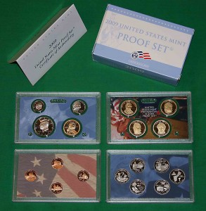 2009 Official Proof Set