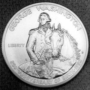$1 Washington 1982