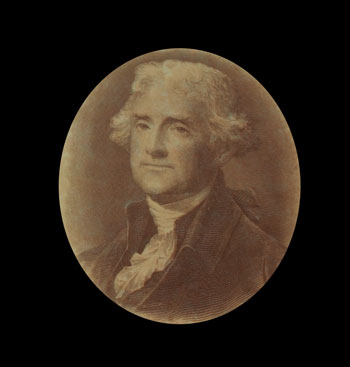 Thomas Jefferson Portrait