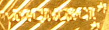 Quarter Ounce American Eagle Gold Roman Numeral 1991