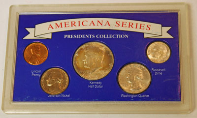 Americana Series Presidents Collection