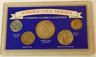 Americana Series Vanishing Classics Collection