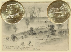 Battle of Antietam Commemorative Half Dollar Coin