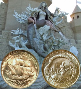 Hudson NY Commemorative Silver Half Dollar