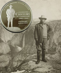Teddy Roosevelt National Wildlife Refuge Medal