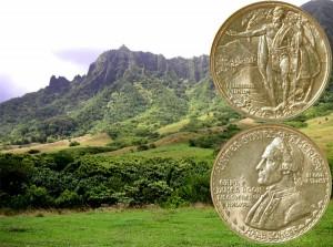 Hawaii Sesquicentennial Commemorative Half Dollar