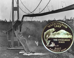 Washington State Quarter Coin