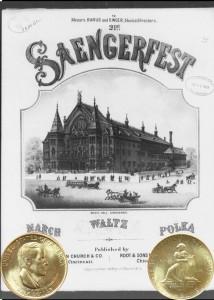 Cincinnati Music Center Commemorative Silver Half Dollar Coin