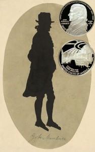 Chief Justice John Marshall Commemorative Silver Dollar Coin