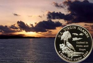 US Virgin Islands Quarter Coin