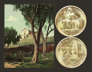 California Pacific International Exposition Silver Half Dollar Coin