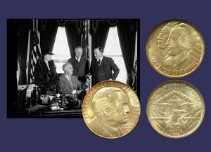 Arkansas Centennial Commemorative Silver Half Dollar Coin