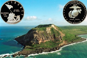 Marine Corps Commemorative Silver Dollar Coin