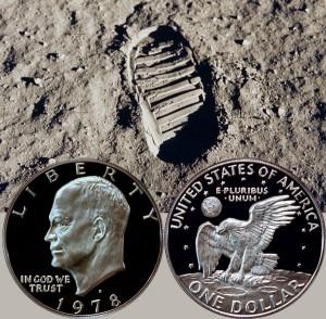 Eisenhower Dollar Coin