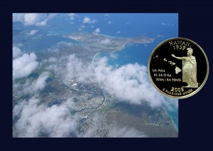 Hawaii State Quarter Coin