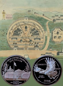 Prisoner of War Commemorative Silver Dollar Coin