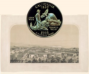 California State Quarter Coin