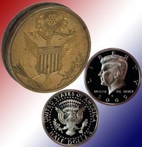 Kennedy Half Dollar Coin