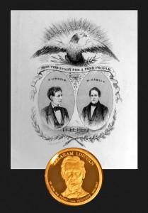 Lincoln Presidential Dollar Coin