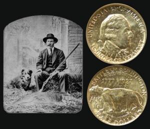 Vermont Commemorative Silver Half Dollar Coin