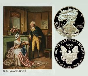 American Eagle Silver Dollar Coin