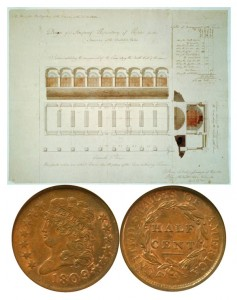 Half Cent Coin