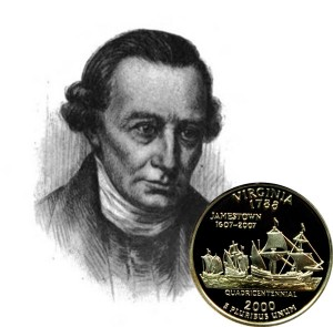 Virginia State Quarter Coin