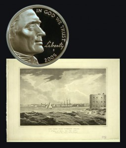 2005 Jefferson Nickel Coin