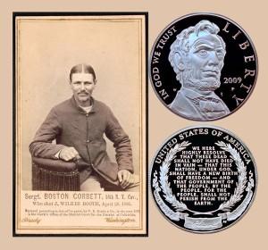 Lincoln Commemorative Silver Dollar Coin