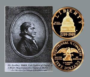 Congress Commemorative Five-Dollar Gold Coin