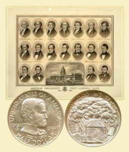 Grant Commemorative Silver Half Dollar Coin