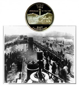 Utah State Quarter Coin