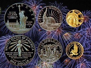 Statue of Liberty Coins