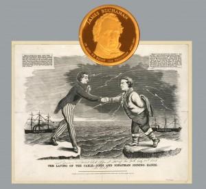 James Buchanan Presidential One Dollar Coin