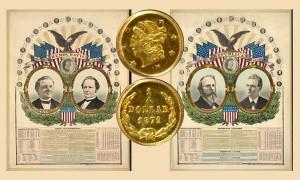 California Fractional Gold Coin