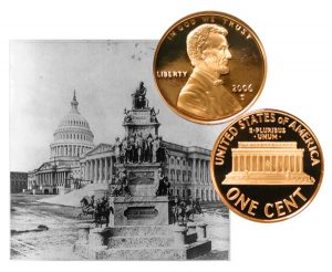Lincoln One Cent Coin