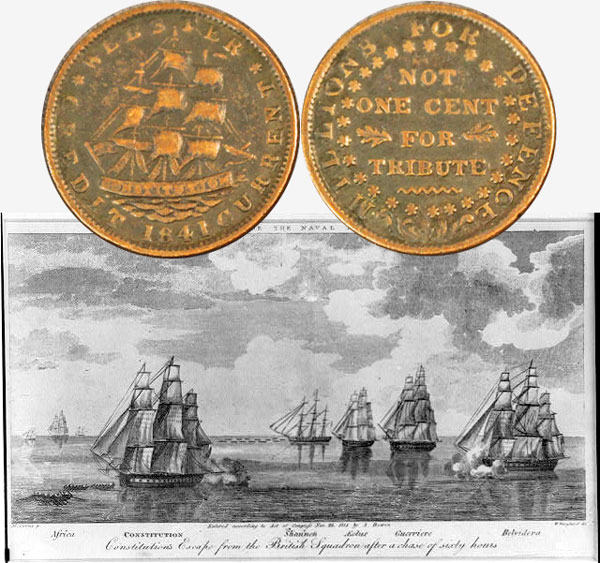 Constitution Hard Times Token