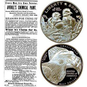 Bald Eagle Commemorative Half Dollar Coin