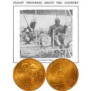 First Flight Commemorative Gold Five-Dollar Coin