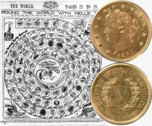 Liberty Five-Cent Coin