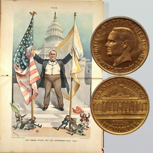 McKinley Commemorative Gold Dollar Coin