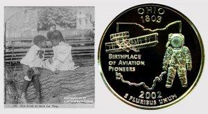 Ohio State Quarter Coin
