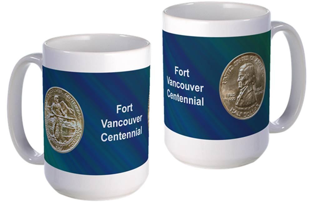 Fort Vancouver large mug