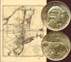 Vermont Classic Commemorative Silver Half Dollar Coin