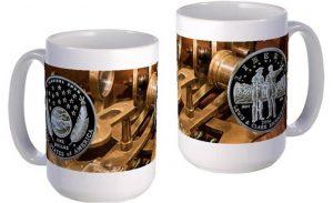 Lewis & Clark large mug