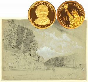 Jackson Presidential One-Dollar Coin