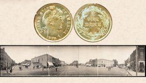 Liberty Head (Barber) Dime Coin