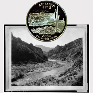 Arizona State Quarter Coin