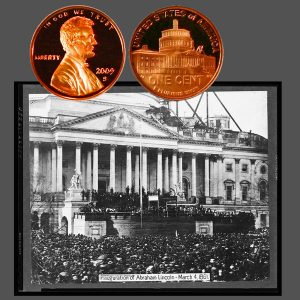 Lincoln Presidency One-Cent Coin