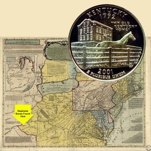 Kentucky State Quarter Coin